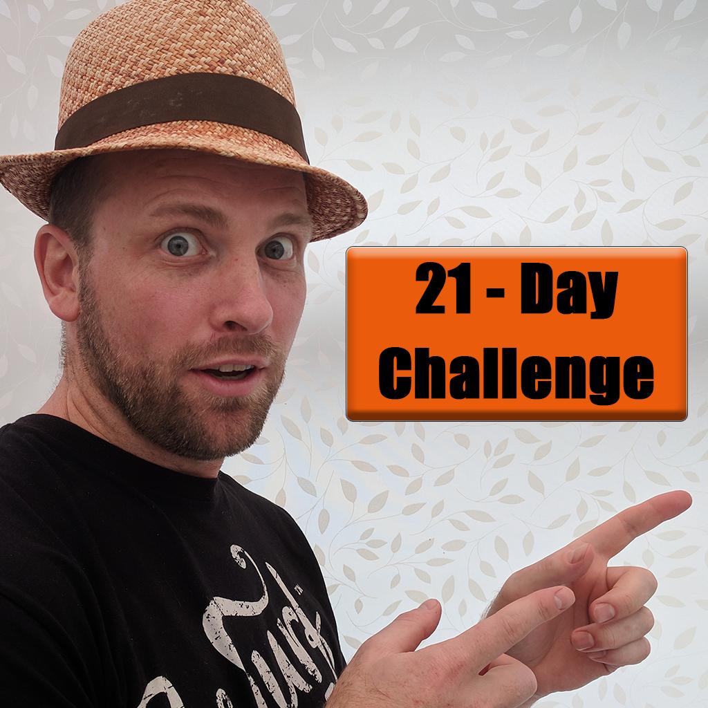 Craig Coaching 21 day challenge icon