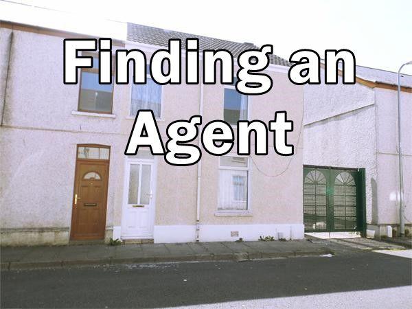 Blodwen St Finding an Agent